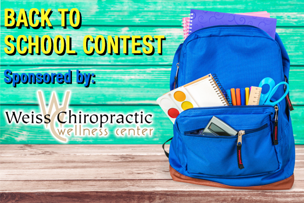 Back to School Fill Your Backpack Contest – CLOSED