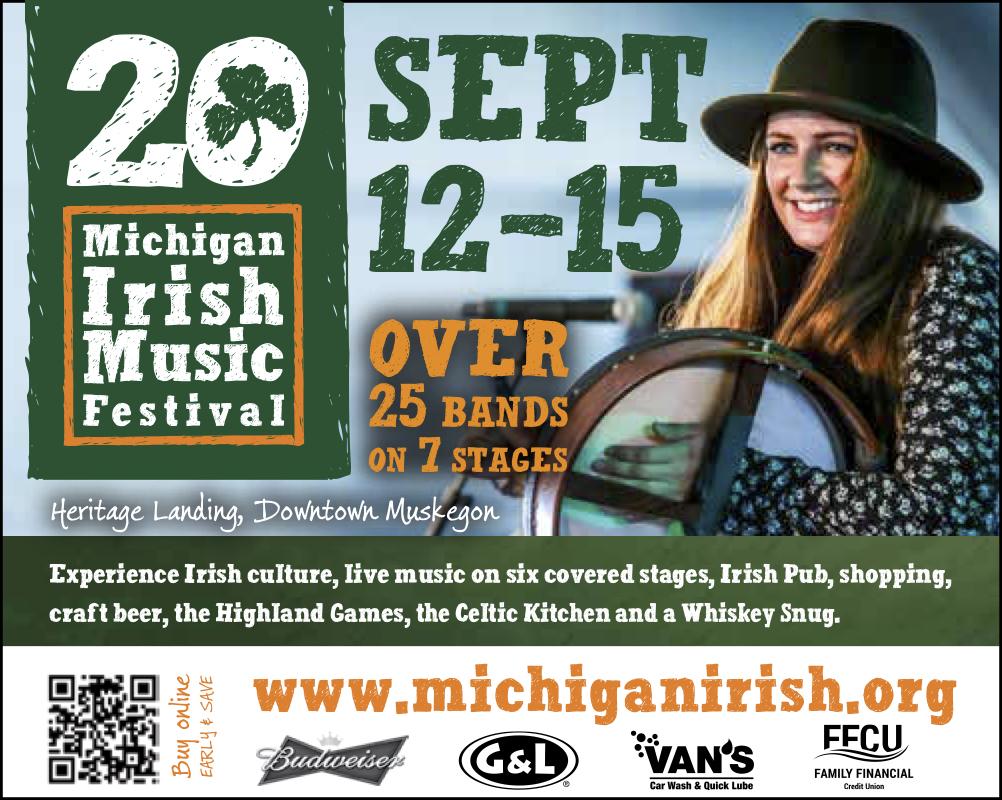 Michigan Irish Music Festival Ticket Giveaway - GH Trib